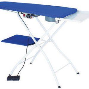 Profesionalni sto za peglanje sa grejačem i vakumom